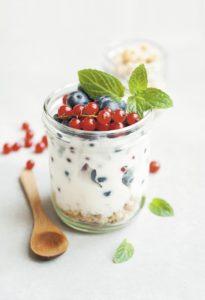 kalk som veganer, plantebaseret diæt kalk, sojayoghurt